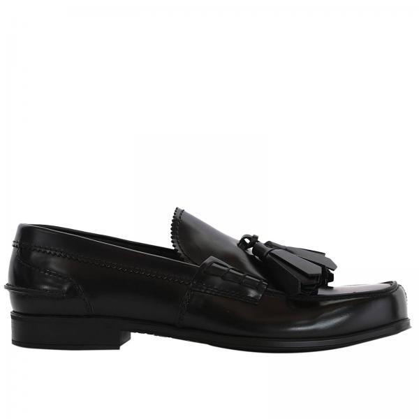 914d8c697b Prada Men's Black Loafers | Sneakers Men Prada | Prada Loafers ...