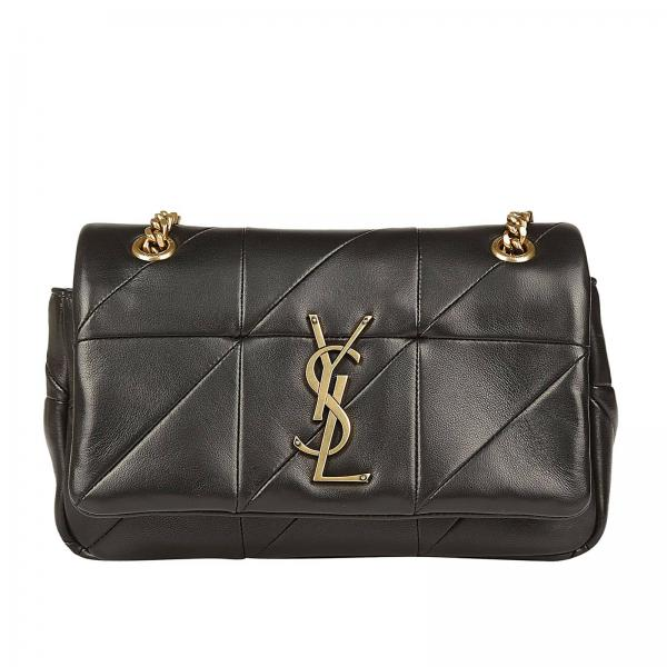 b478ead6980c Saint Laurent Women s Black Crossbody Bags