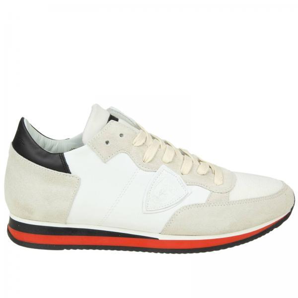 Sneakers Uomo Philippe Model Bianco  488b797c0bc