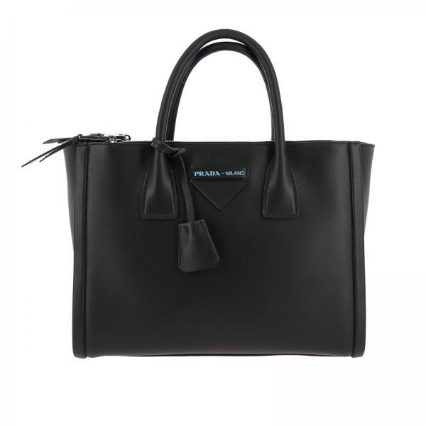 Prada Women S Black Handbag 1ba183 2bya Giglio En