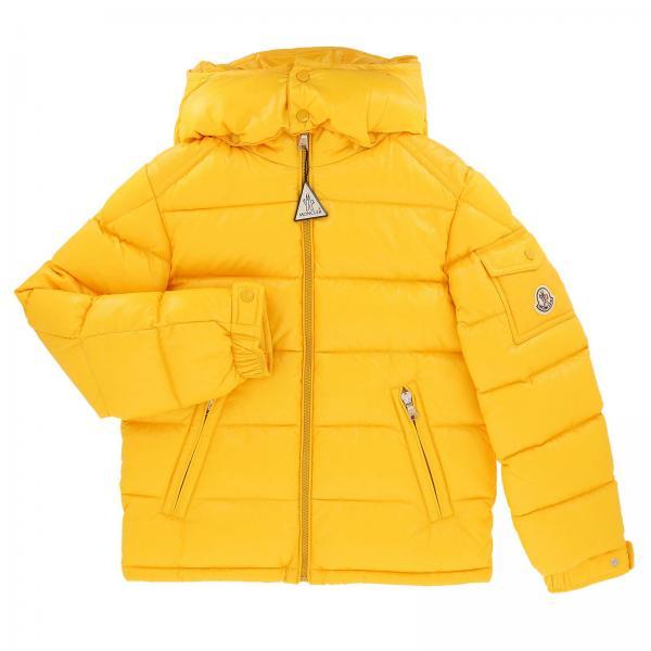 moncler jacket GIALLO