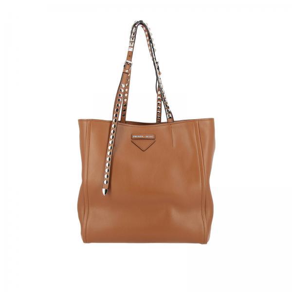 412a30acb8df Prada Women s Beige Handbag
