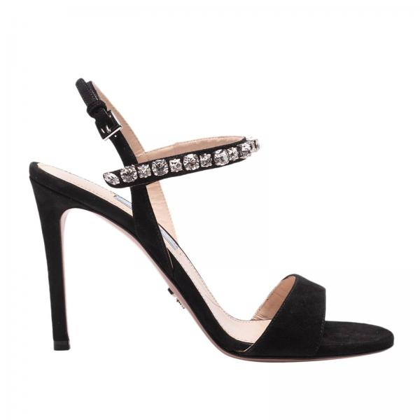 d090feaa Heeled Sandals Shoes Women Prada