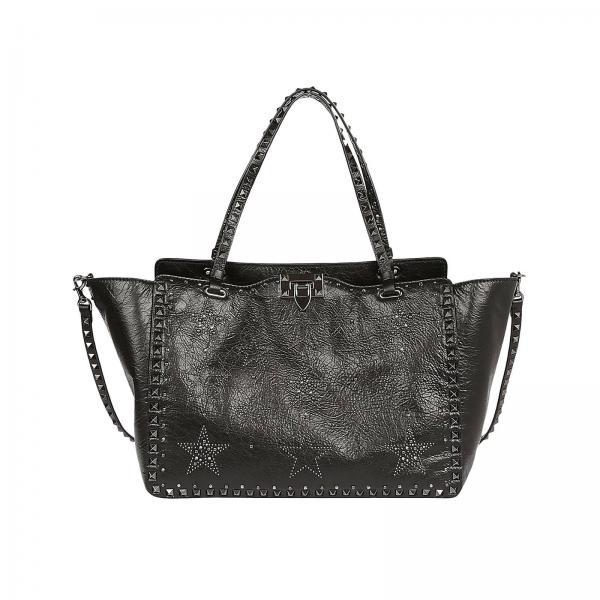 8b90e05f72 Outlet. Handbag Women Valentino Garavani Black