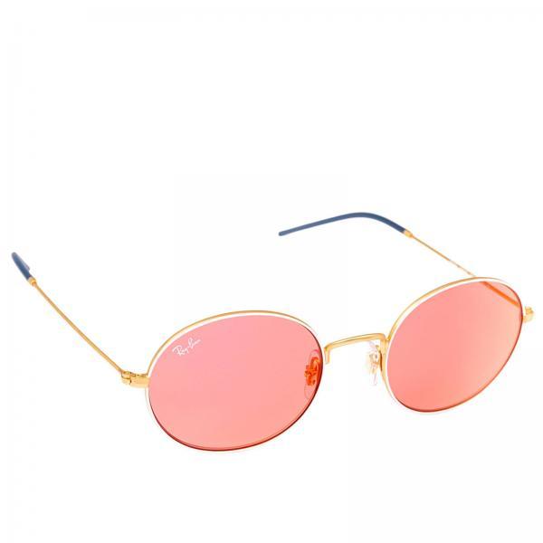 5a9c1150bb7 Glasses Women Ray-ban Gold