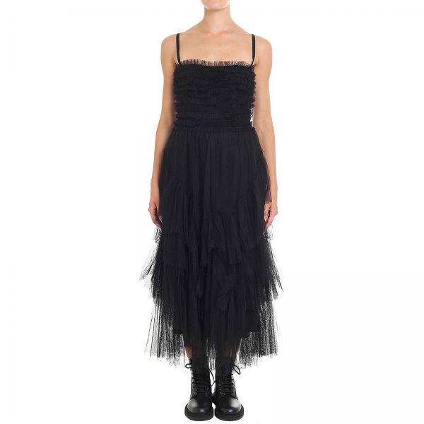 Red Valentino Women\'s Black Dress | Dress Women Red Valentino ...