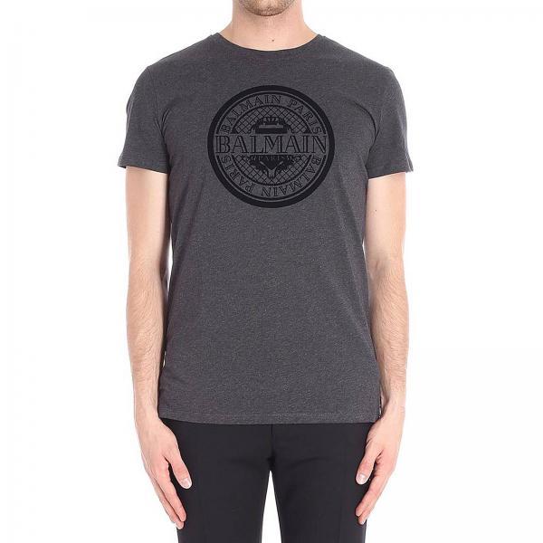 d8960de2d Balmain Men's T-shirt | T-shirt Men Balmain | Balmain T-shirt ...