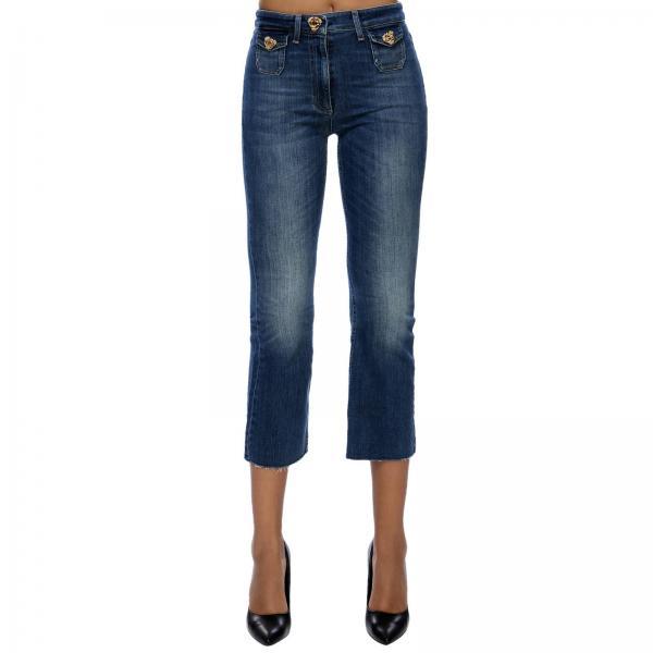 Jeans Donna Elisabetta Franchi Blue  64ec6568619