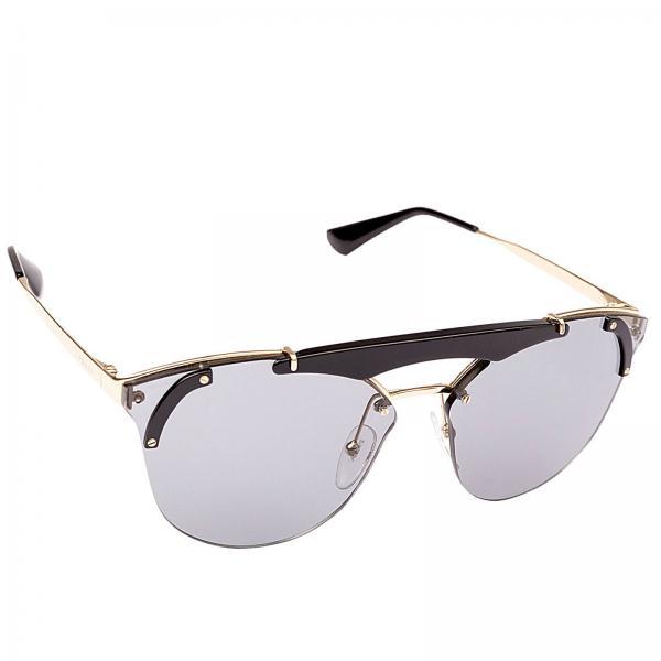 neue Stile offizielle Fotos Rabatt bis zu 60% Brille für Damen Prada