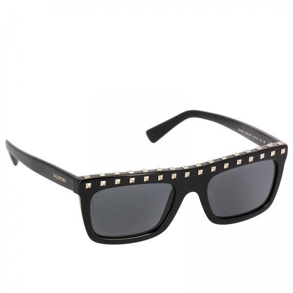 549182deb9 Valentino Women s Black Glasses