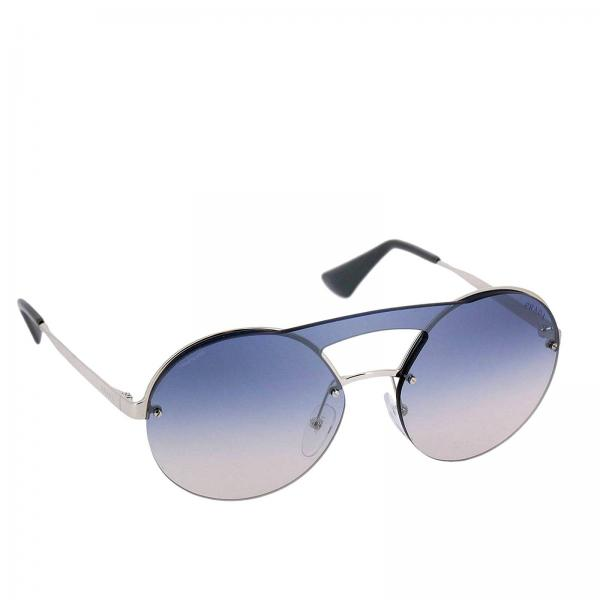 fcb8bfc1fbe Prada Women s Blue Glasses