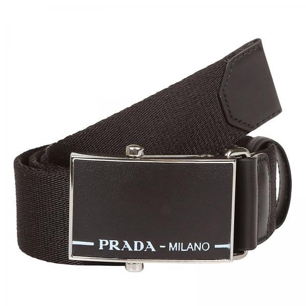 8a70041724abe Prada Men s Black Belt