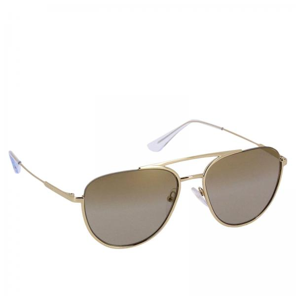 8e4a149a40b8 Prada Women s Gold Glasses
