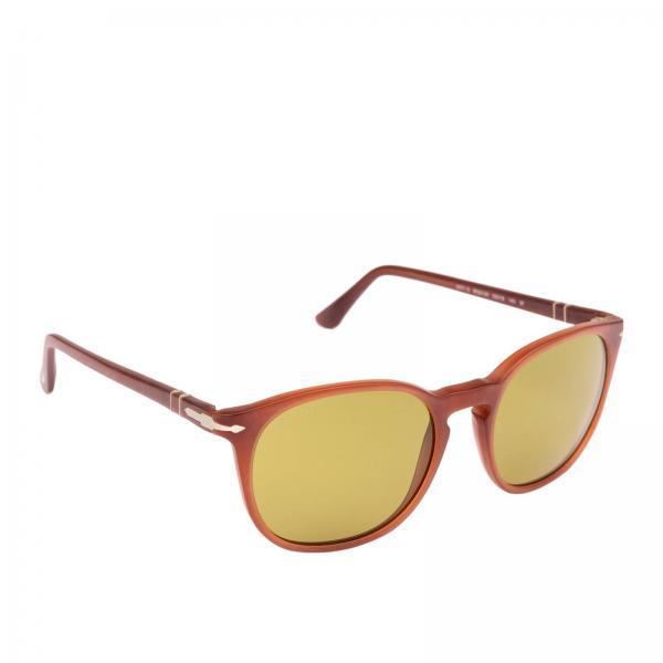 dd0a58040b Persol Men s Brown Glasses