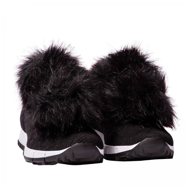 Norway Kifgiglio Negro Choo Jimmy Continuativo Zapatillas Mujer Artículo 4FqZIZWS