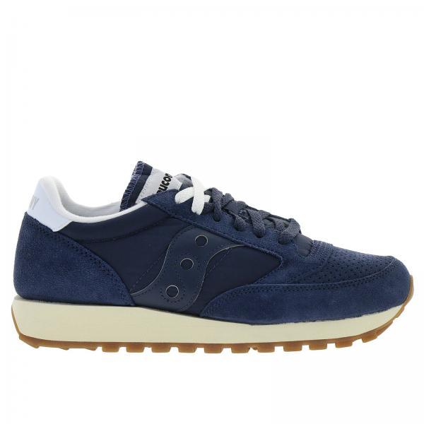 1f784d77cfa6 Saucony Men s Blue Sneakers