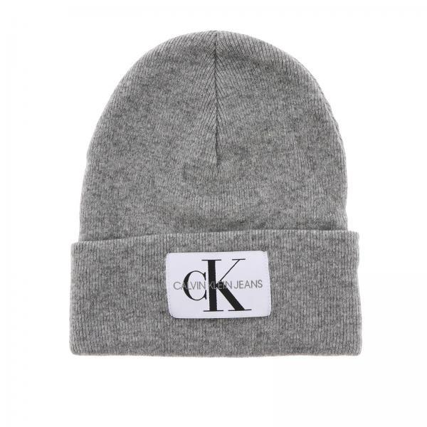 Hat Women Calvin Klein Grey 7ed9fac61fc