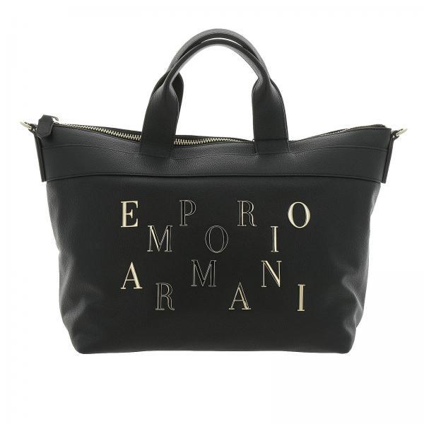Shoulder bag Women Emporio Armani Black  2a2e37514c7e3