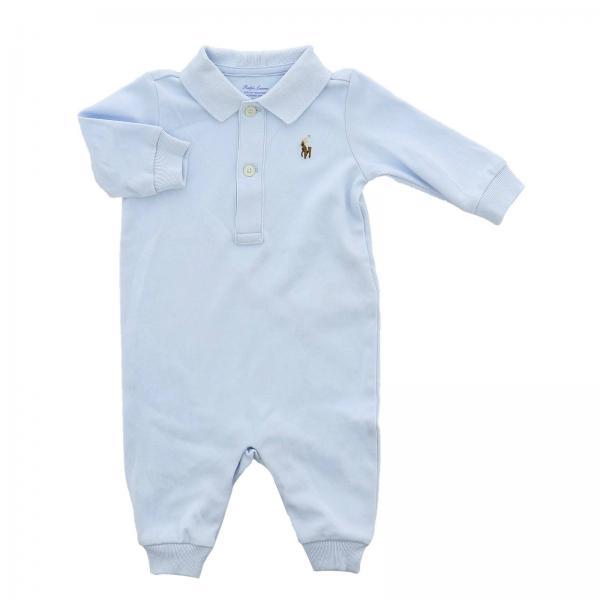 pretty nice f8f4c 4d1a5 Tuta bambino polo ralph lauren infant