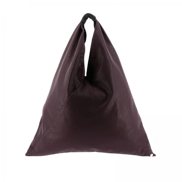 Shoulder Bag Women Mm6 Maison Margiela Red Purple