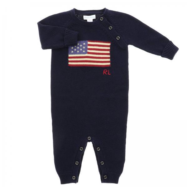 pretty nice 03efa 3bfdc Tuta bambino polo ralph lauren infant