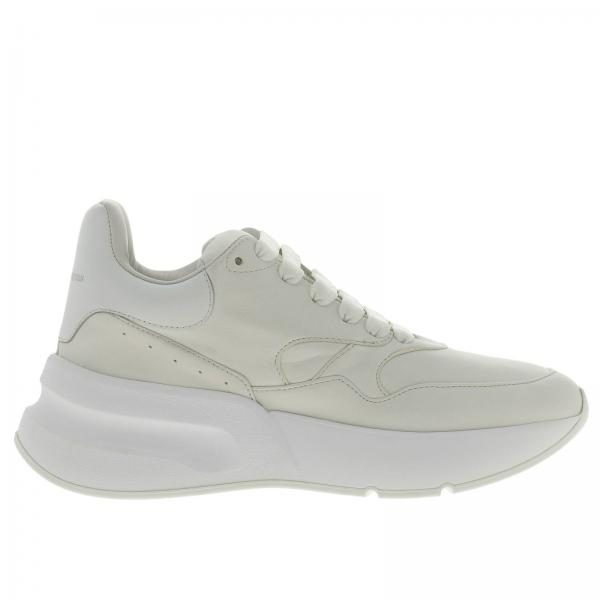 nouveau produit 8ee05 b9ec1 Baskets Chaussures Femme Alexander Mcqueen
