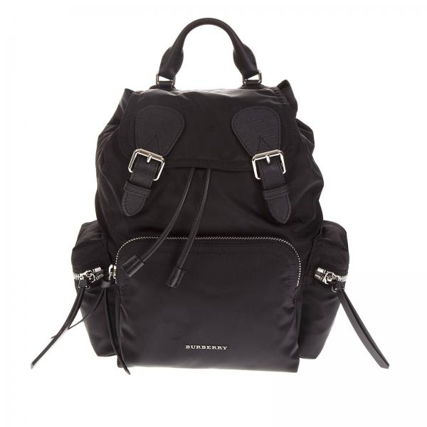 24dba29829ed Burberry Women s Black Backpack