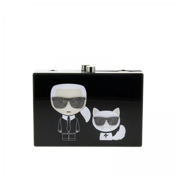 Bag Little Boy Karl Lagerfeld Kids Black Bag Kids Karl