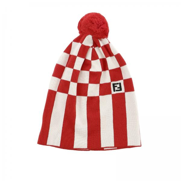 79d1fde90a2 Fendi Little Boy s Red Hat