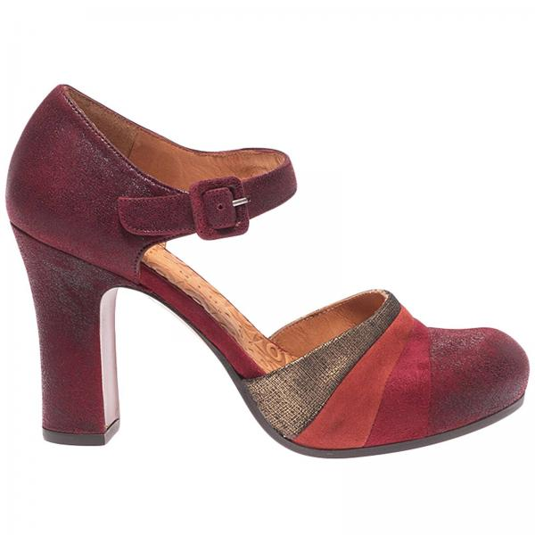 3d19671b5c Chie Mihara Women's Burgundy High Heel Shoes | Shoes Women Chie ...