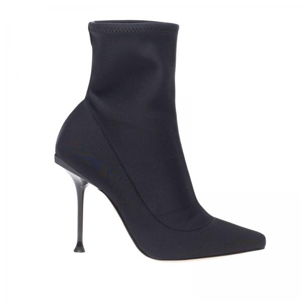 Heeled booties Sergio Rossi A81761 MTEE16