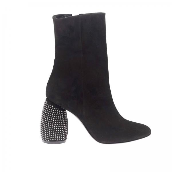Heeled booties Marc Ellis ma4058