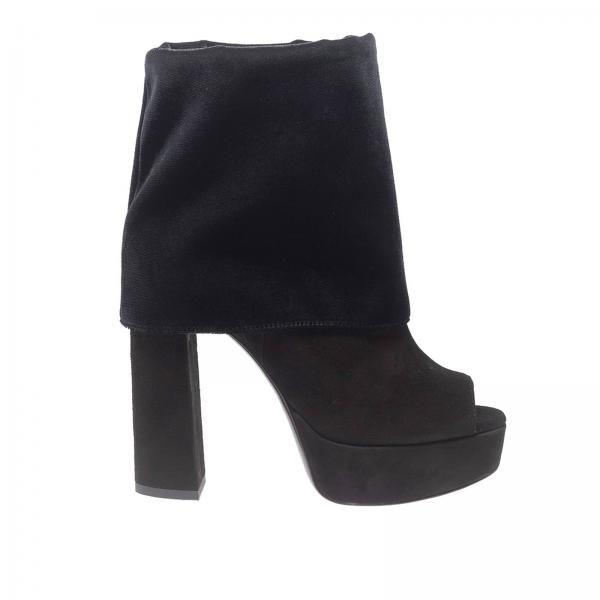 Heeled booties Marc Ellis ma4045