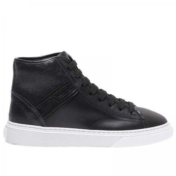 668615d7c1e Hogan Women's Black Sneakers | Shoes Women Hogan | Hogan Sneakers  Hxw3660j981 Jrd - Giglio EN