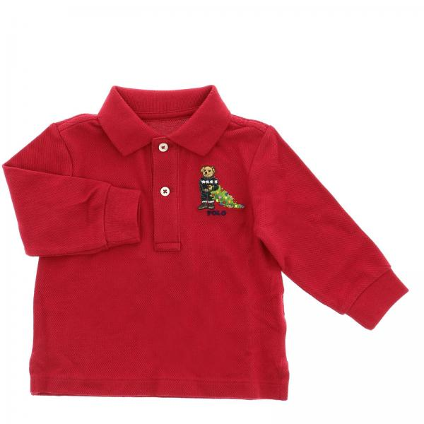 1dede91478c4 Polo Ralph Lauren Infant Little Boy s Red Sweater