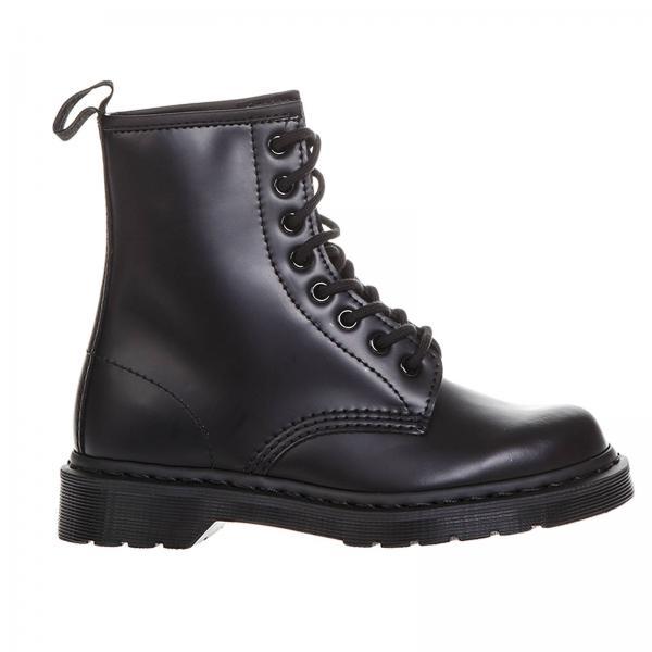 Negro Martens Dr Zapatos Hombre D Dms1460bsm EqtZBnP