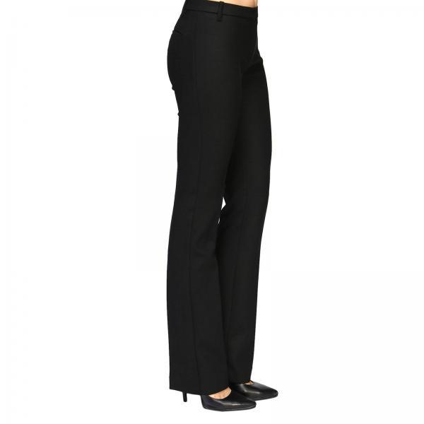 14giglio Continuativo Negro 1b13ag Pinko Mujer Pantalón Artículo 7187 Allievo x8Z767Yw