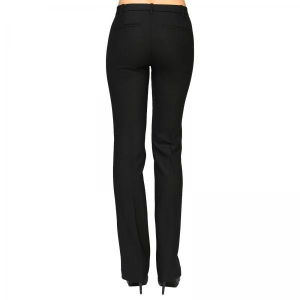 7187 1b13ag Continuativo Pantalón Mujer Artículo Allievo 14giglio Pinko Negro qwwtIU