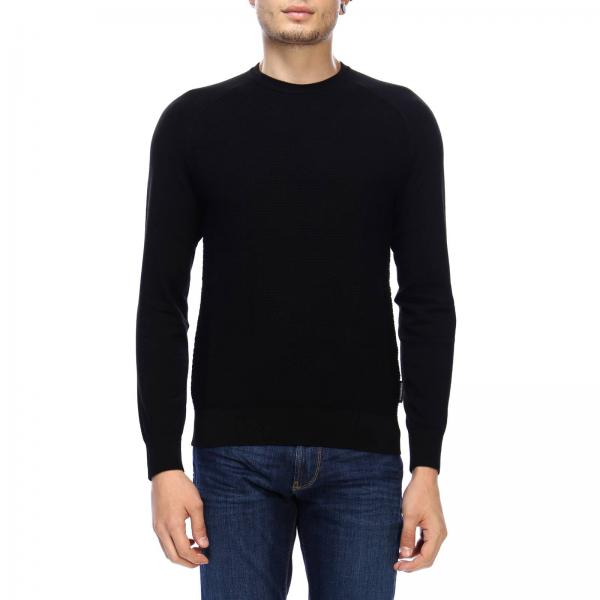 Pull Homme Emporio Armani Noir   Pull Homme Emporio Armani   Pull ... 727fe00d516
