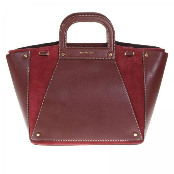234d065168db Handbag Women Michael Michael Kors Red