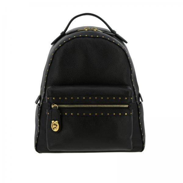 Coach Women s Black Backpack  f3b65d8cd5a3b