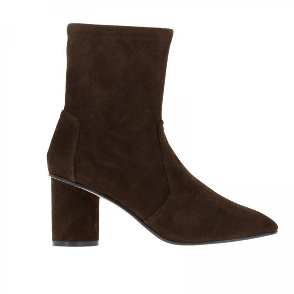 Heeled booties Stuart Weitzman MARGOT 75