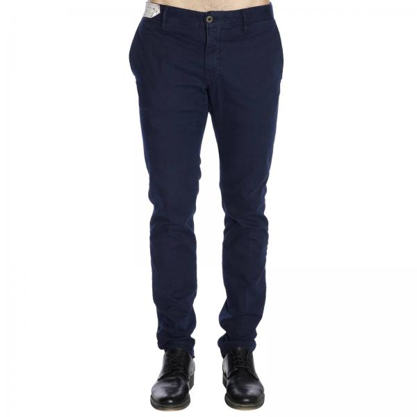 Trousers Incotex ST619X 40637