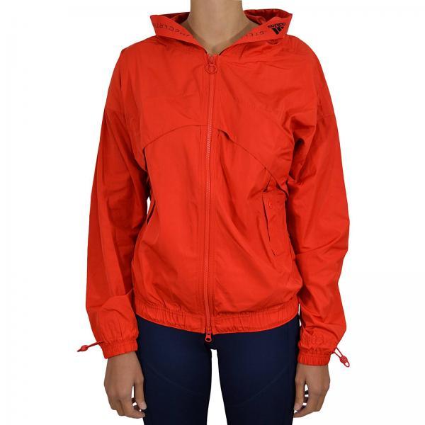 Adidas By Stella Mccartney Women s Red Jacket  6604f964d9