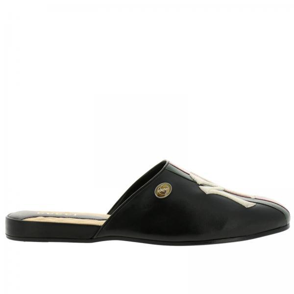 0bef1539e8ef Sandals Men Gucci Black