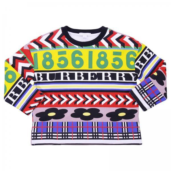 f785acc5938e Burberry Layette Baby s Multicolor Sweater