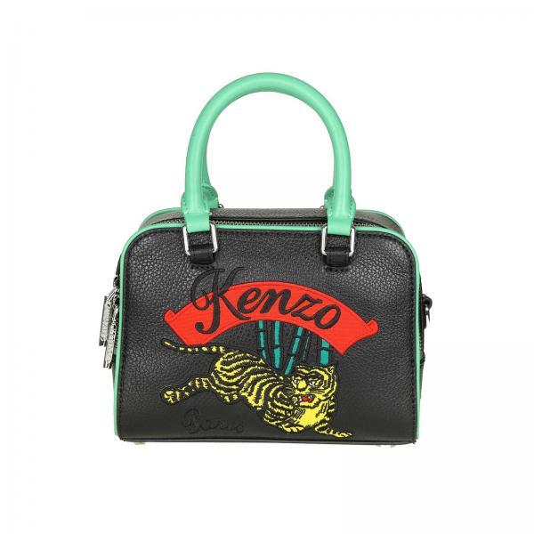 Kenzo Women s Black Handbag  8fc09cc2b4