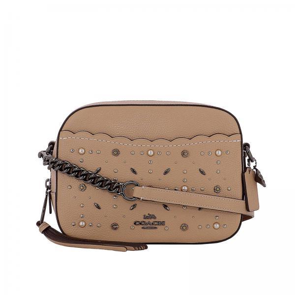 ccfb4ebe8689 Coach Women s Beige Crossbody Bags