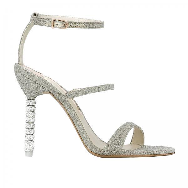 02d6a052bbe Sophia Webster Women s Gold High Heel Shoes