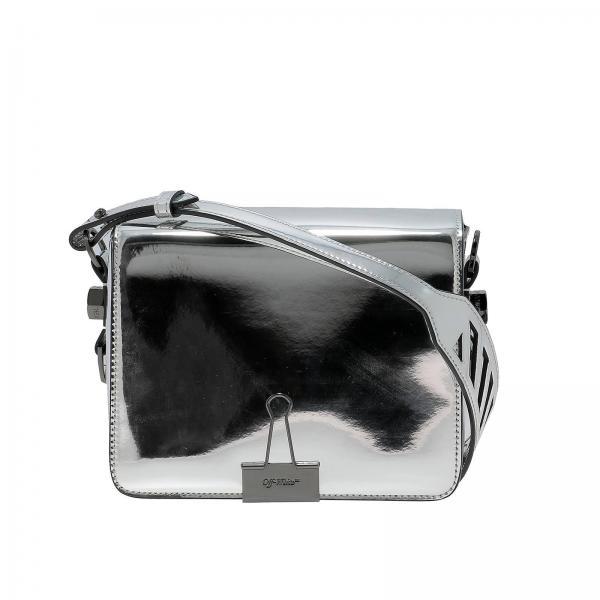 a9e7cd4612b7 Crossbody bags Women Off White Silver